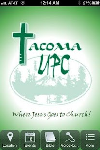 Tacoma Church - Tacoma UPC - screenshot thumbnail