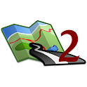 GPS Maps for SmartWatch2 icon