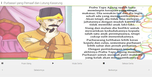 玩教育App|Pembaca Dongeng Anak Indonesia免費|APP試玩