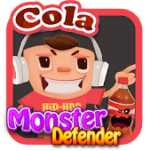 Cola Monster Defender