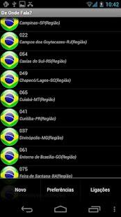 De Onde Fala? (DDD da Ligação)- screenshot thumbnail