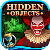 Hidden Objects - Scary Funland