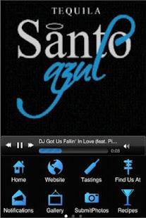 Tequila Santo Azul - screenshot thumbnail