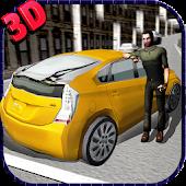 Taxi Driver 3D Simulator - 2