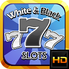 White n Black Slot Machine icon