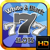 White n Black Slot Machine