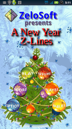 A New Year Z-Lines