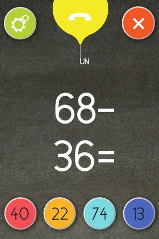 UNlock your brain - time4math - screenshot