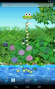 Jumping frogs- screenshot thumbnail
