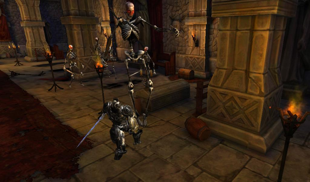 Royal Knight:Dungeon Fight - screenshot