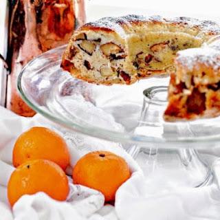 Polish Hanukkah Apple Cake