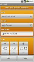 Screenshot of ADGBank