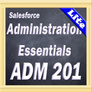 App Salesforce Admin ADM 201 LITE APK