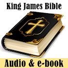 King James Bible - KJV Audio icon