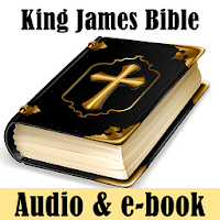 King James Bible (KJV Audio & eBook)