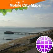 Bournemouth Street Map