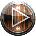 Poweramp 皮膚木材 icon