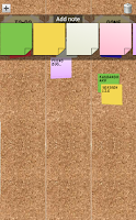 Screenshot of Kanban Board
