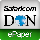 Safaricom Daily Nation Reader