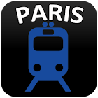 Paris Metro & RER & Tram Free icon