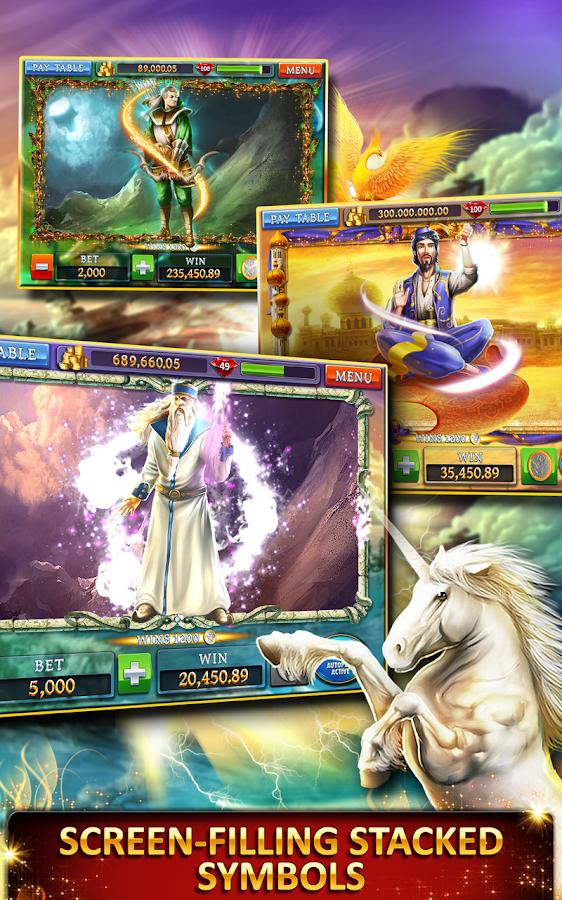 Slots Journey Of Magic
