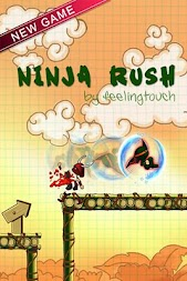 Ninja Rush APK screenshot thumbnail 1