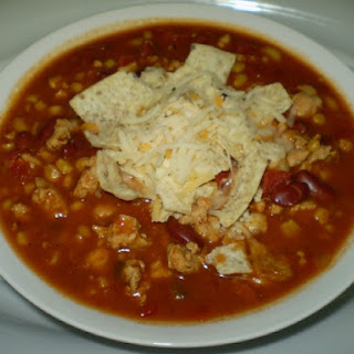 Taco Soup With Rotel And Ranch Dressing Recipes.