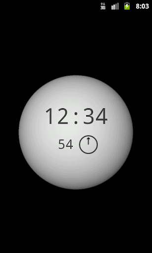 Time Setting Clock