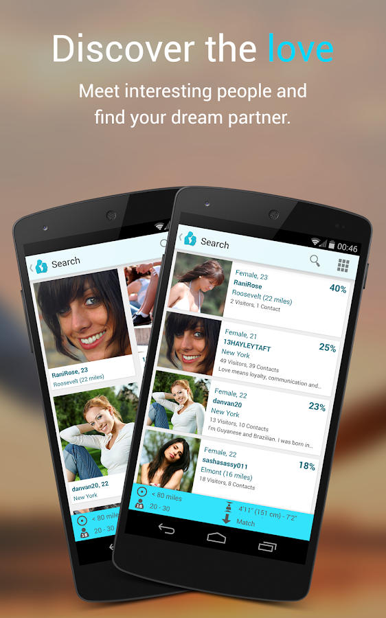 Free Dating ♥ Choice of Love - screenshot