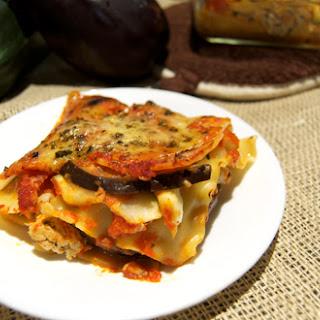 Zucchini Eggplant Lasagna