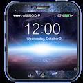 Download Galaxy Space Lock Screen APK