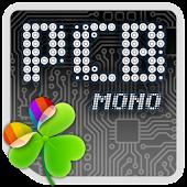 PCB Mono · GO Launcher Theme