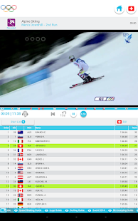 Olympic TV - screenshot thumbnail