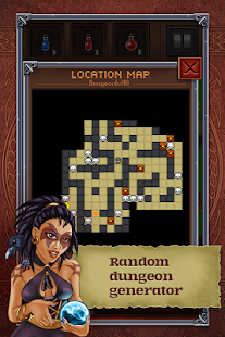 Dragon's dungeon Lite - screenshot thumbnail