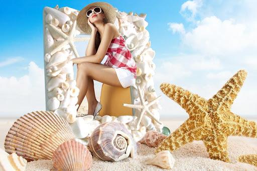 Beach Photo Frames Pro