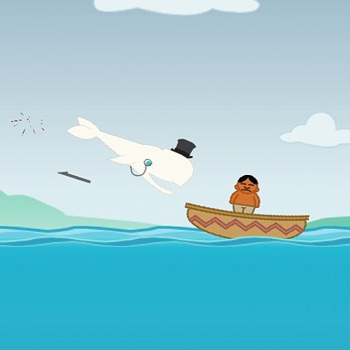 Wally the Whale Free LOGO-APP點子