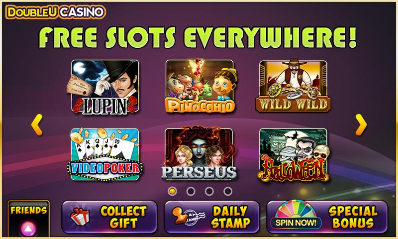 android DoubleU Casino - FREE Slots Screenshot 16