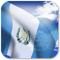 3D Guatemala Flag icon