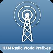 HAM Radio World Prefixes