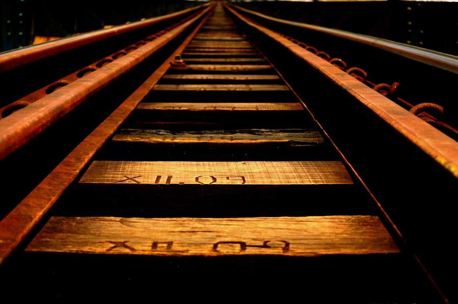 by Mukhtar S - Transportation Railway Tracks