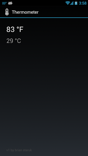 Thermometer (+StatusBar +Wear) - Android Apps on Google ...