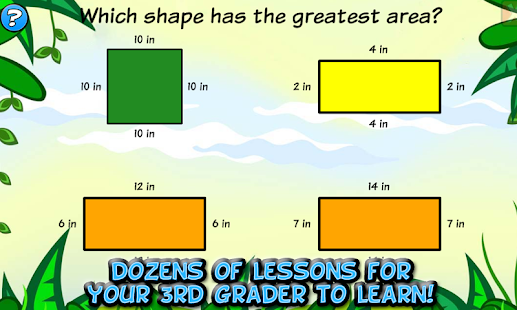 Third Grade Learning Games- screenshot thumbnail