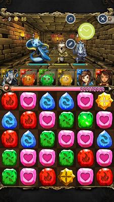 Lucky Battle for 神魔之塔 - screenshot