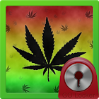 Ganja Weed Theme for GO Locker icon