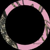 Mossy Oak Pink Ring Theme