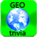 World Geography Trivia logo