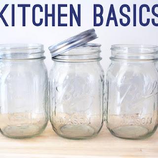 Kitchen Basics.