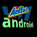 Hellas Android logo