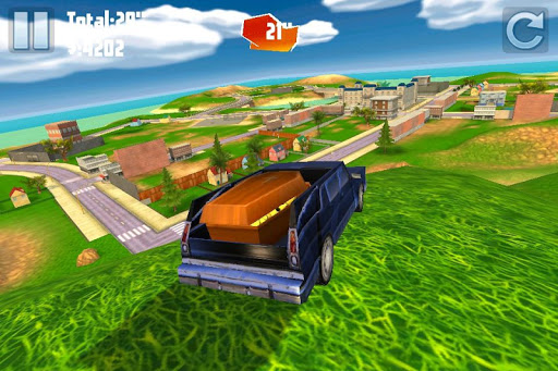 Hearse Driver 3D FREE