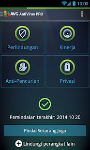 AntiVirus PRO: antivirus PRO - screenshot thumbnail AVG AntiVirus PRO _ Terbaik Untuk Android,Bisa Lacak Android Yg DiCURI AVG AntiVirus PRO _ Terbaik Untuk Android,Bisa Lacak Android Yg DiCURI eZ4CUUaW76lUeifuKvgNbHHod PTFBmhdpp2sDCi1mTO9xeAh6fAaDgLuz8eHj lg3Qg h310